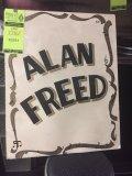 Alan Freed artwork