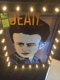 James Dean printed painting