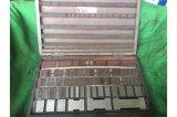 Starrett complete gage block set. Serial R12952B