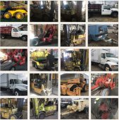 Live/Online Quarterly Winter Machinery/Equipment