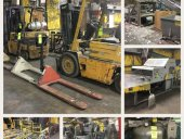 Waste Parchment Recycling Liquidation Auction