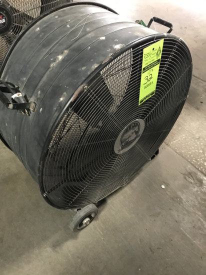Southern Comfort 2 speed barn fan
