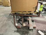Stationary Industrial pallet box dumper or rotator