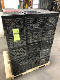 Pallet of milk crates selling times the money