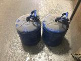 2- 5 gallon blue Kerosene Safety Cans