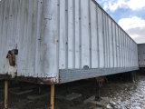 45 Foot Semi Trailer WITHOUT title, Storage Trailer