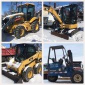 Live/Online Quarterly Spring Equipment/Machinery