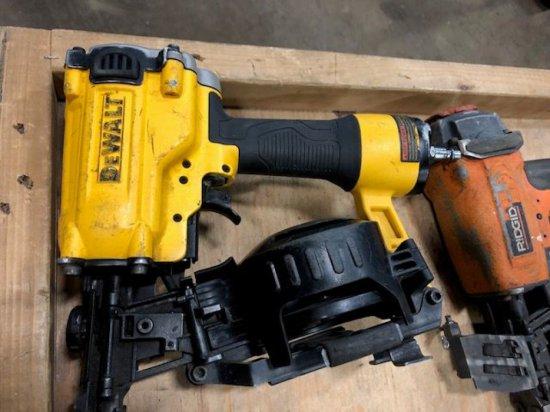 Dewalt coil roofing gun