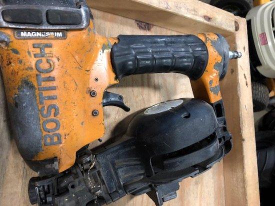 Bostich coil roofing gun