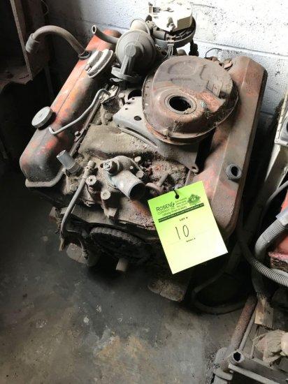350 4 bolt Main engine, ...engine is free turning, needs rebuilt