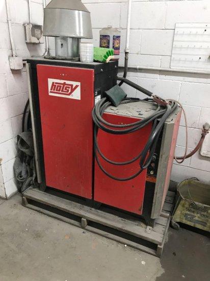 Hotsy 943N stationary hot water pressure washer