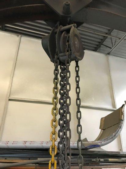 Working Chain Fall/Hoist