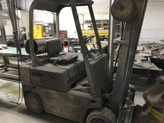Clark Parts Forklift