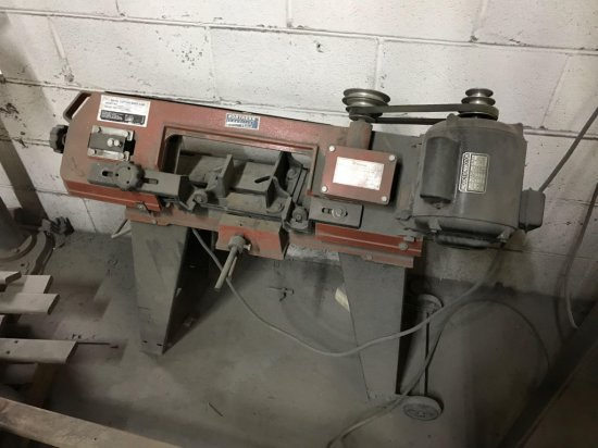 Northern Industrial Tool 4.5 inch metal bandsaw
