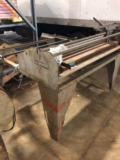 Lockformer 4 inch Insulation Cutter