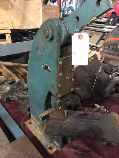 Kidder Druthers Angle Cutter Press ( blue handle