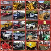 Const Equip, Trucks, Lifts, Metal Tool, Quarterly