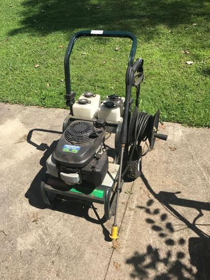 Craftsman power washer with 5.5 HP Honda motor