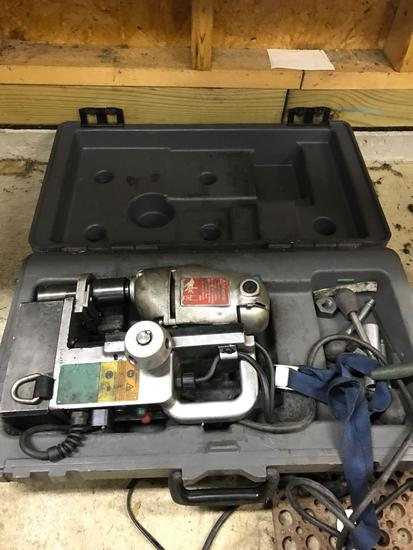 Magnetic drill, magnet works, but drill needs some TLC