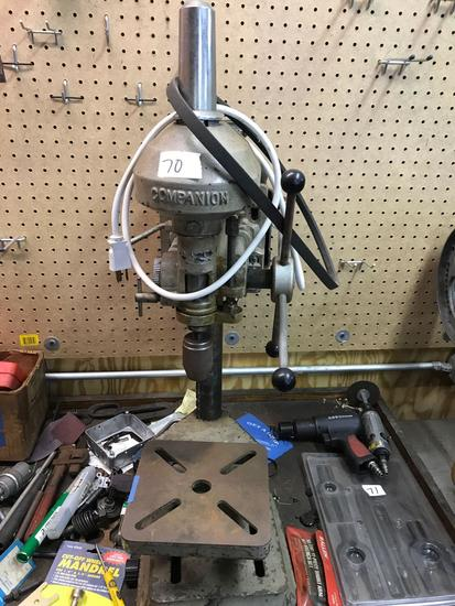 Companion 1/3 HP benchtop Drill Press