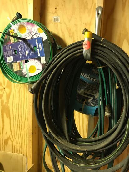 Garden Hose lot, some new