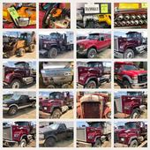 Extensive Mack Truck Collection