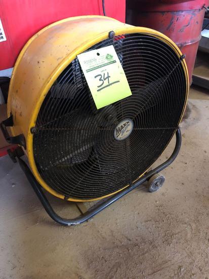 Maxx Air high velocity barn fan