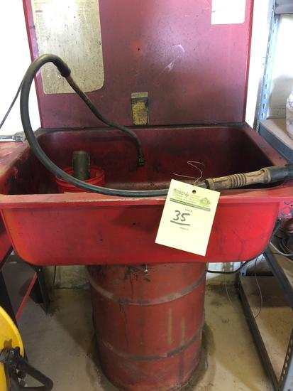 Carolina Pro parts washer.