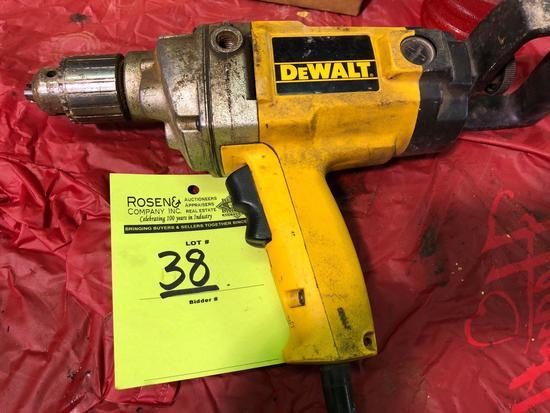 Dewalt DW130 reversing Drill
