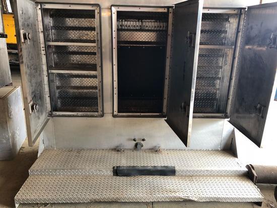 Pro-Tech All Aluminum Tractor/Truck Chain & Binder Box