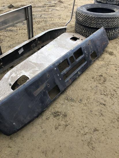 Hendrickson (Black) front bumper