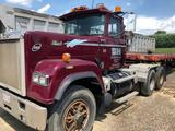 1987 Mack Super Liner RW713 Tractor w/Wet Line