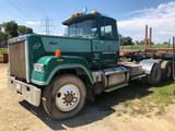 1988 Mack RW613 Super Liner Tractor