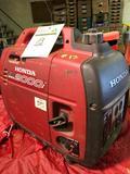Honda EU 2000i portable gasoline generator