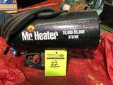 Mr Heater 30k-55k BTU/HR propane heater