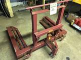 Northern Industrial 3 ton large wheel jack
