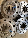 Lot of (4) ALCOA aluminum 24.5 x 8.25