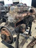 Mack Model 300 Diesel engine.