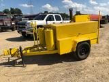 Hesco 120/240 Pull Behind Commercial Generator