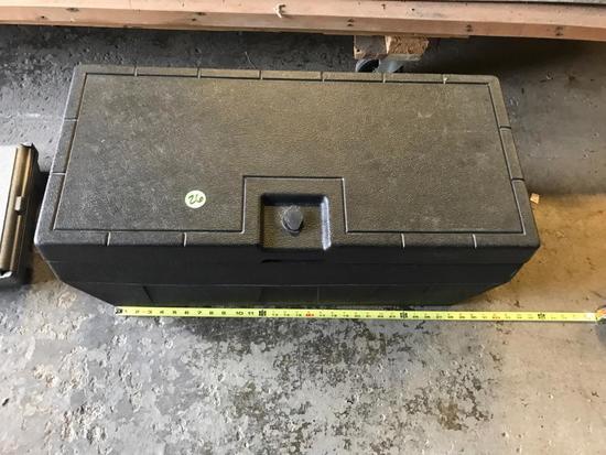 Plastic Heavy Duty Toolbox
