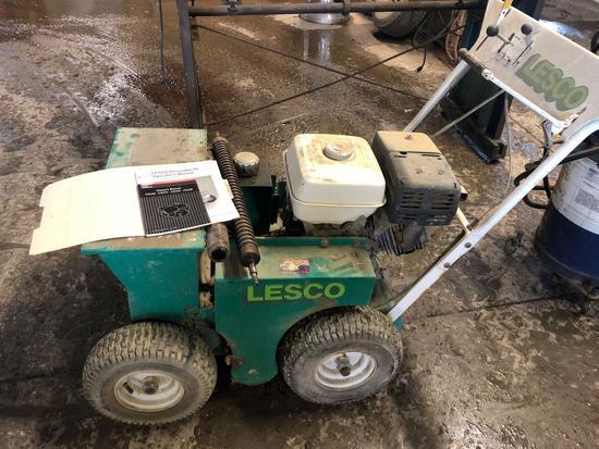 Lesco Renovator Model 20