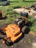 Scags 12hp landscape mower
