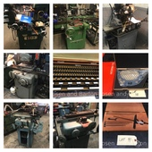 Precision Grinding/Metalworking & Test equipment