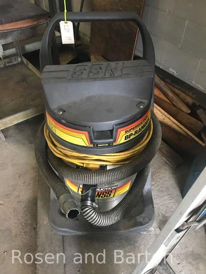 Supersuction BP-Ranger Portable Vacuum (dust collector)