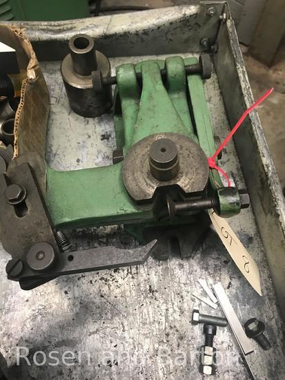 Cutter sharpener