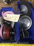 Misc Wheels and discs for Lot 1