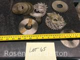 Misc RE sharpened cutting wheels