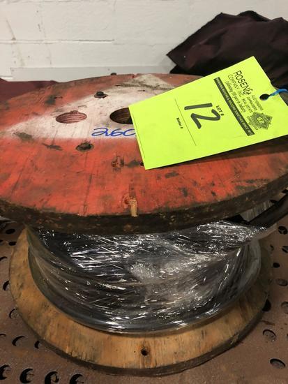260 ft roll of copper welding power feed