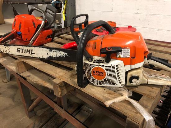 Stihl MS 362 C Chainsaw