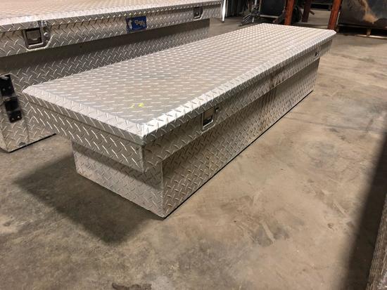 Standard truck box